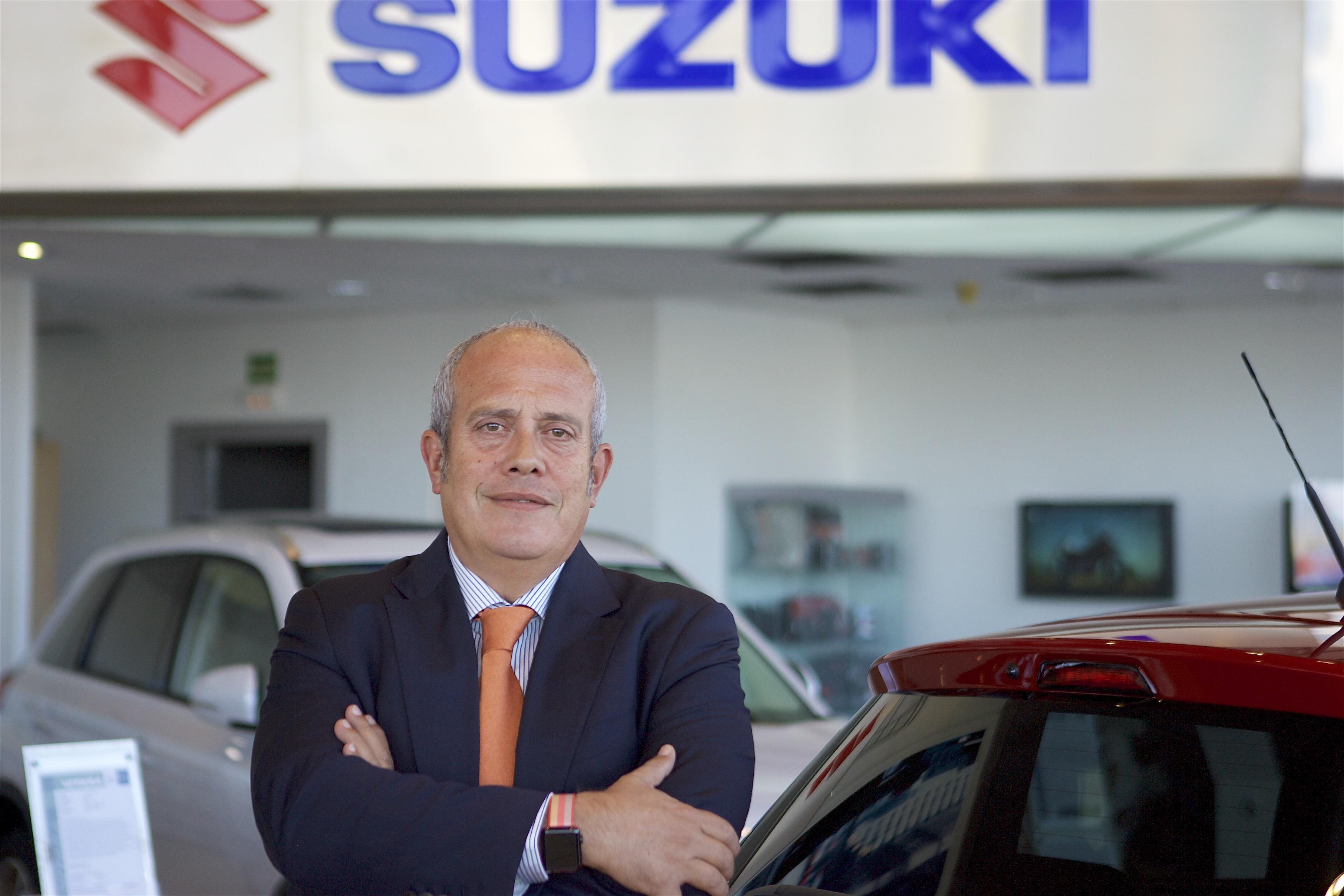 JUAN LOPEZ FRADE-Suzuki