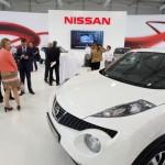 Nissan convoca a la APMC en el Salón del Automóvil de Barcelona
