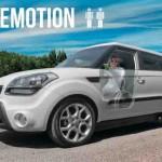 KIVI Soul eMotion, para conducir desde la silla de ruedas