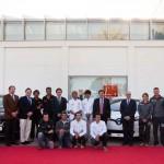 Renault premia els navegants de la Barcelona World Race