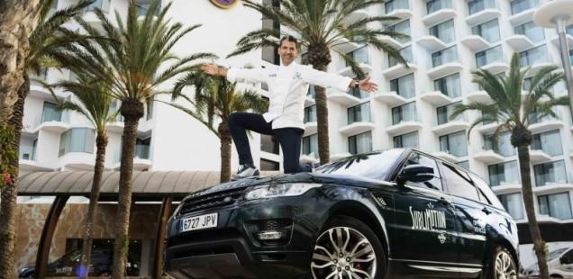 `Sublimotion' by Paco Roncero arrenca motors un any més amb la seva experiència sensorial i gastronòmica al costat de Land Rover