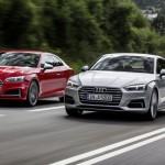 Ya se admiten pedidos de los nuevos Audi A5 y S5 Coupé para el mercado español