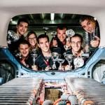 Innovación que emociona: empleados de Nissan construyen en su tiempo libre un prototipo de LEAF de 48 kWh