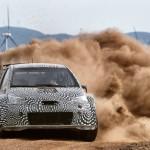 Intenso programa de pruebas del Toyota Yaris WRC