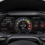 Audi virtual cockpit: la instrumentación del futuro ya es presente en Audi