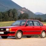 40 años de motores Audi de cinco cilindros