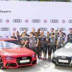 El FC Bayern comienza la temporada con Audi