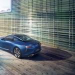 LC On Tour: Lexus colaborará con el diseñador de moda Jørgen Simonsen en el concurso de elegancia de Chantilly