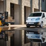 La Nissan e-NV200 gana el Premio al Vehículo Comercial
