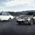 Toyota Corolla: 50 anys d'història