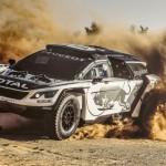 El Peugeot 3008 DKR pasa a la acción
