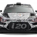 Hyundai Motorsport muestra su desafiante 2017 WRC en el Salón de París