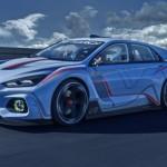 El Hyundai N Concept de alto rendimiento debuta en el Salón de París