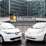 L'Aliança Renault-Nissan i Microsoft s'associen per preparar el futur de la conducció connectada