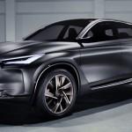 QX Sport Inspiration: una visión del futuro de los SUV de INFINITI