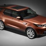 Land Rover presenta el nuevo Discovery