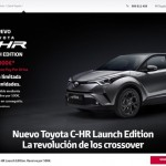 Toyota C-HR'Launch Edition': disponible ja en reserva online i Visita Virtual