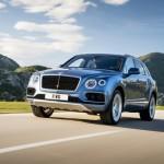 Bentley Bentayga dièsel, combina potència, refinament i autonomia de combustible