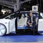 Volkswagen pone en circulación el visionario I.D. en 2020