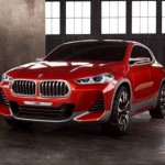 El nuevo BMW Concept X2, entre las novedades del Grupo BMW en el Salón del Automóvil de París 2016