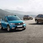 Dacia presenta un estilo actualizado para sus modelos principales: Logan, Logan MCV, Sandero y Sandero Stepway