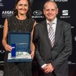 """El SEAT León, guanyador del premi """"FLOTAS 2016"""""""