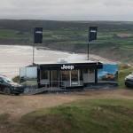 La marca Jeep celebra el seu 75 aniversari amb el primer concessionari mòbil