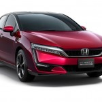 L'Honda Clarity Fuel Cell ofereix una autonomia de 589 km segons l'EPA a Estats Units