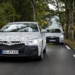 El nuevo Opel Insignia en la fase final de desarrollo