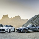 El nou Mercedes-AMG GT Roadster i Mercedes-AMG GT C Roadster