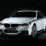 BMW presenta nuevos accesorios BMW M Performance en el SEMA de Las Vegas