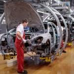 El nou Porsche Panamera establir nous estàndards en producció