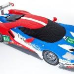 Les victòries de Ford a Le Mans, ara en versió LEGO
