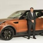 La primera unitat estàtica del nou Land Rover Discovery es presenta a Madrid
