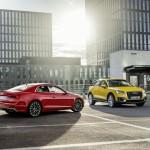 Euro NCAP: Cinc estrelles per l'Audi A5 i l'Audi Q2
