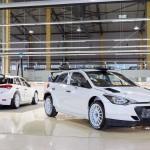 El Hyundai i20 R5 participará en el CERA 2017