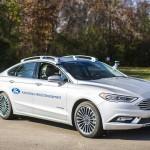 Construyendo la nueva generación de vehículos de ensayo autónomos Ford