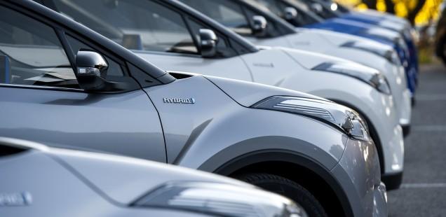 Los híbridos de Toyota y Lexus tendrán un 50% de rebaja en las tarifas de aparcamiento de Madrid