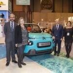 """El Citroën E-Mehari, la versió """"zero emissions"""" del mític Méhari, tot un símbol de Formentera"""