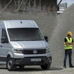 El nuevo Crafter, ha sido pensado para garantizar una conducción cómoda y segura