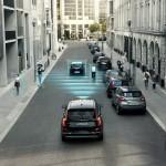Los Volvo S90 y V90 obtienen la calificación máxima de seguridad en AEB Peatones de Euro NCAP