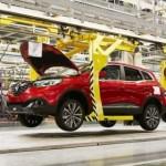 Les Factories de Renault a Espanya baten rècords de producció en 2016