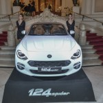 Fiat 124 Spider, protagonista en los VIII Premios Mujer Hoy