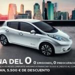 """Nissan s'avança al MOVEA i llança la Campanya """"La Setmana del Zero"""""""