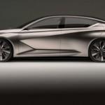 Nissan ha presentat al Saló Internacional de l'Automòbil de Detroit 2017 el concept VMotion 2.0