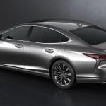 Amb el nou i flamant LS 2018, Lexus reimagina seu sedan, el vaixell insígnia de la casa