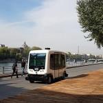 Alstom inverteix en EasyMile, una startup dedicada al desenvolupament de microbusos elèctrics i autònoms