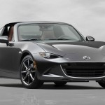 Mazda presenta el nou Mazda MX-5 RF