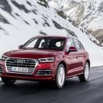 Una història d'èxit en Audi: 8 milions de cotxes amb tracció quattro