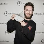 Joan Carles Pajares guanya la novena edició del premi Mercedes-Benz Fashion Talent